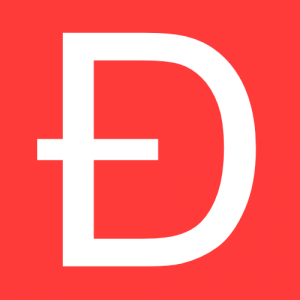 A Red Logo of The Dao