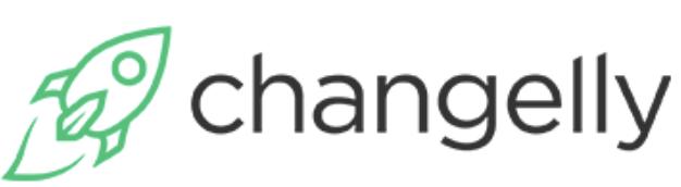 changelly logo exchange