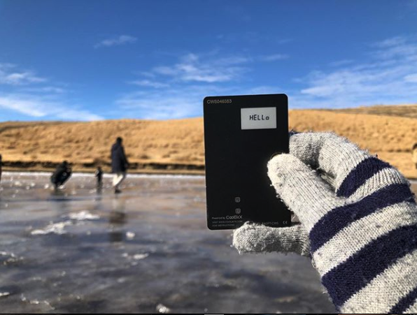 coolwallet S -everyday hardware wallet for crypto