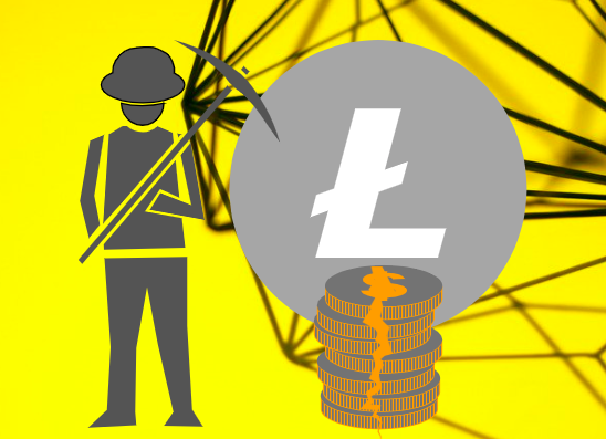 Litecoin Mining Rewards halved(free to use , please link to coolwallet.io/litecoin)